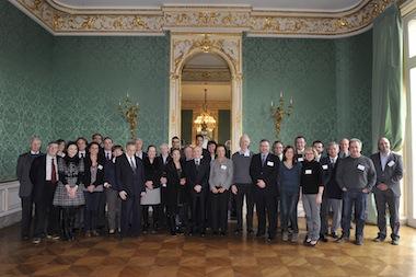 chercheurs soutenus - Fondation Cotrel - Paris - réunion annuelle - scoliose
