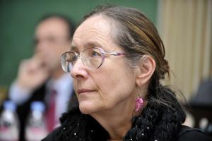 Docteur Sylvette Wiener-Vacher - Fondation Yves Cotrel - recherche scoliose idiopathique